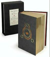 LORD OF THE RINGS ~ J.R.R. TOLKIEN 50th ANNIVERSARY EDITION ~ SLIPCASED GIFT ED