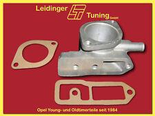Rekord C    Thermostatgehäuse Doppelvergaser Opel CIH 1.9 und 2.0