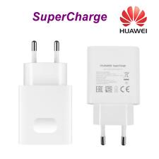 Caricabatteria SuperCharge Originale Huawei Alimentatore Da Rete Per Mate 30 Pro