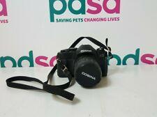 Vintage Cosina C1 35-70mm Black Film Camera w. Strap Made In Japan - S786
