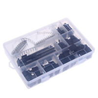1450Pcs 2.54 mm Wire Housing Connector Kit Crimp PCB Pin Headers Set For Dupont