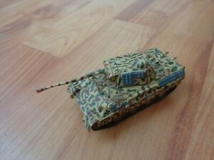 CORGI SHOWCASE 1/72 GERMAN PANZER V PANTHER WW2 DIECAST TANK MODEL