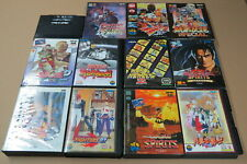 Neo Geo AES Japan Games ORIGINAL + Tested * Big choice * Only pay Shipping Once!