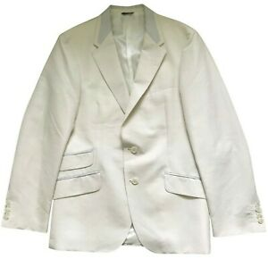 Paul Smith Double button Ivory single breasted BYARD Dinner Evening Jacket