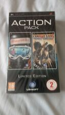 PSP Limited Edition Action Pack brand new and sealed