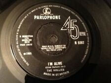 THE HOLLIES . I'M ALIVE . 1965