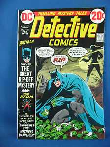 Detective Comics #432 (Feb 1973, DC) VF NM