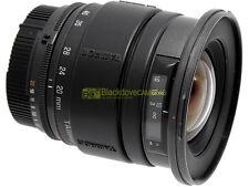 Nikon AF Zoom Tamron 20/40mm. f2,7-3,5 SP Aspherical. Full frame. Garanzia 12m.