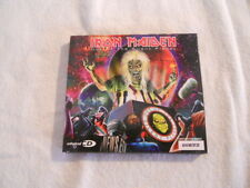 """Iron Maiden """"Out of the Silent Planet"""" Rare Limited Ed.& Numbered Single EMI2000"""