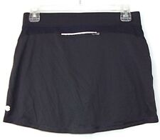 NeW Champion Womens S Gray Duo Dry shorts/skirt=SKORTS Reflective Athletic
