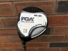 NUOVO Set PGA META' 3 legno 3 ibrido 6 8 FERRI DA STIRO & Putter Golf Club
