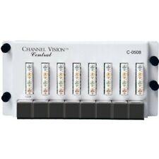 New! Channel Vision C-0508 / C-0538 8-Port Data Termination Module