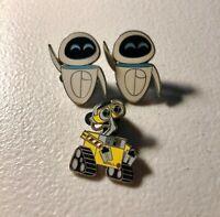 Disney WDW - WALL E EVE PIN SET