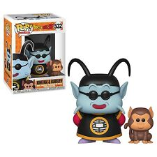 Funko - Pop & Buddy: King Kai & Bubbles Brand New In Box