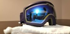 Electric EG2.5 Snow Goggle, Dark Night, GREY/BLUE Chrome MINT CONDITION