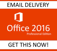 Genuine Office 2016 Professional Pro Plus