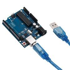 ThingMatic UNO R3 MEGA328P ATMEGA16U2 Arduino - mit USB-Kabel