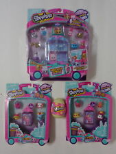 MIXED LOT of NEW IN PACKAGE Shopkins (Seas 8 PRECIOUS JEWELS 8-pack PLUS others)