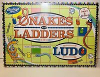 Ridley's Snakes And Ladders Game  Ludo RARE