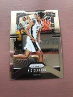 2019-20 Panini Prizm Basketball: Nic Claxton Rookie Card - Nets
