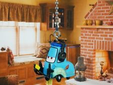 DISNEY PIXAR CARS Guido Ceiling Fan Pull Light Lamp Chain Decor K1039 G