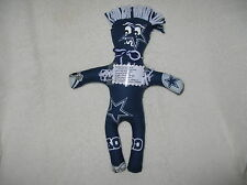 Dammit Doll -Made In The Usa, Dallas Cowboys Football Theme- fun stress relief