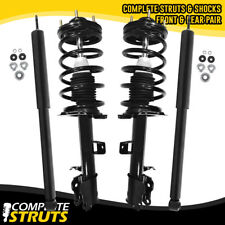 2008-2012 Ford Escape Quick Complete Struts / Shocks & Coil Springs w/ Mounts x4