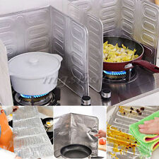 Kitchen Cooking Frying Oil Splash Guard Gas Stove Oil Removal Scald Proof Board