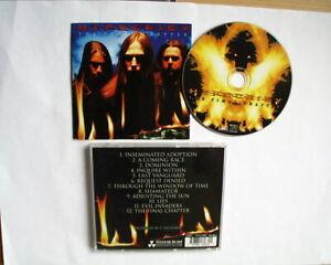Hypocrisy   The Final  Chapter    CD    Neuwertig