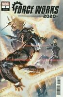Force Works 2020 #1 Philip Tan  Variant Cover Marvel Comics 2020