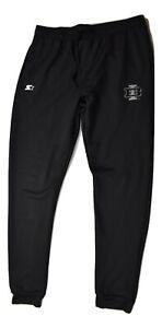 Starter Mens AAF Birmingham Iron Black Sweatpants Pants New L, XL, 2XL, 3XL