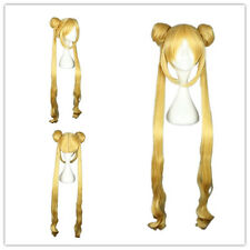 """Cosplay Wig Party Wigs Synthetic Hair 100cm/39.4"""" for Sailor Moon-Sailor Moon"""