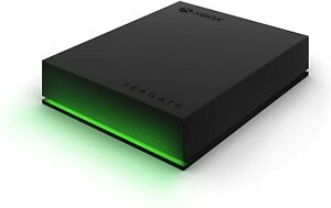 Seagate Game Drive for Xbox, 4 TB, External Hard Drive HDD, for Xbox One, 2 Year