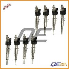 BMW 550i 760Li X6 335i 550i GT 550i GT xDrive Set of 8 Fuel Injector 13537585261