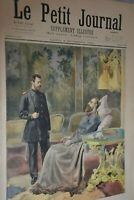 Supplémént illustré Le Petit Journal N°207 / 5-11-1894/ Conseils du Tsar