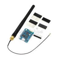 D1 Mini Pro-16 Module + ESP8266 Series WiFi Wireless Antenna WeMos Connector