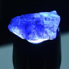 120 Carats Natural Tanzanite Rough Finest Blue Rare Huge Certified Gemstone