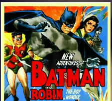New Adventures Of Batman And Robin - Serial 1949  2-Disc DVD 1949
