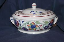 Churchill Paisley Serving Dish SOUPIERE ET COUVERCLE