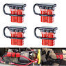 4X 12V-36V 50A Car Auto Battery Quick Connect Disconnect 8Gauge Cable Winch Plug