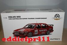 1/18 1996 VOLVO 850 SEDAN PETER BROCK AUSTRALIAN SUPER TOURING CHAMPIONSHIP