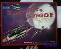 SATELLITE SHOOT BOARD GAME GAZEBO GAME BATTLESHIPS STAR SPARES