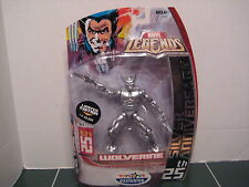 Marvel Legends 25th Anniversary Exclusive Wolverine Figure Limited