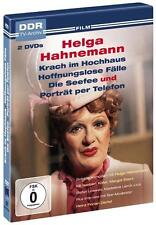 Helga Hahnemann-Edition (DFF), 2 DVD (2011)