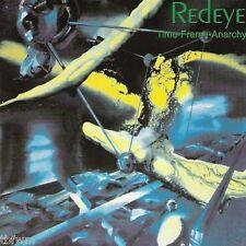 Redeye - Time-Frame-Anarchy - CD Album NEUWARE - TRANCE AMBIENT