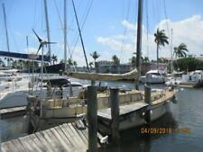 1981 Goderich 35' Steel Sailboat - Florida