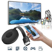 WiFi Wireless HDMI Display Dongle TV AV Adapter Miracast DLNA Airplay Receiver