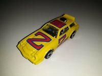 Kenner Fast 111's Outlawer. Yellow. Macao Base. Maine Tag.