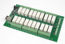 ETH8020 - Ethernet Relais Modul