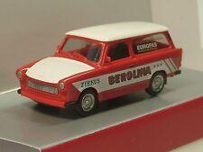 "Herpa Trabant 601 Universal ""Zirkus Berolina"" - 092739 - 1/87"